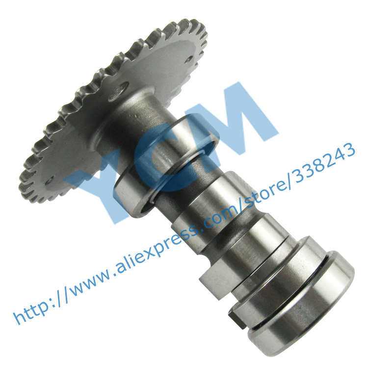 Camshaft font b GY6 b font 125 150cc Standard 25 7mm Cam Shaft Scooter Engine parts
