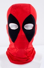 2016 Marvel Deadpool Masks Superhero Cap Balaclava Halloween Costume X-men Hats Headgear Arrow Party Neck Hood Full Face Mask