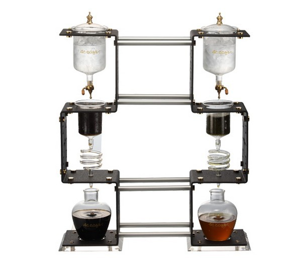 Drip Coffee Maker Design : 4C Creative Design 600ml Ice Coffee Dripper/Water Drip Coffee Maker Dutch Coffee Maker Pot-in ...