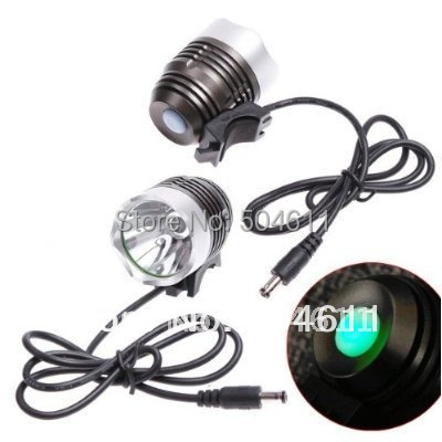 Free shipping YiTao(TM) 4M 1200 Lumen Cree XML T6 T6 Bulb LED Bicycle Bike Headlight Lamp Flashlight Light Headlamp
