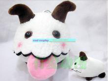 Love anime Plush toys soft Poro Plush Toy Poro soft and stuffed animal toys Dolls 17cm
