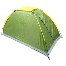 Camping Tent Single Layer Waterproof Outdoor Portable UV-resistant(China (Mainland))