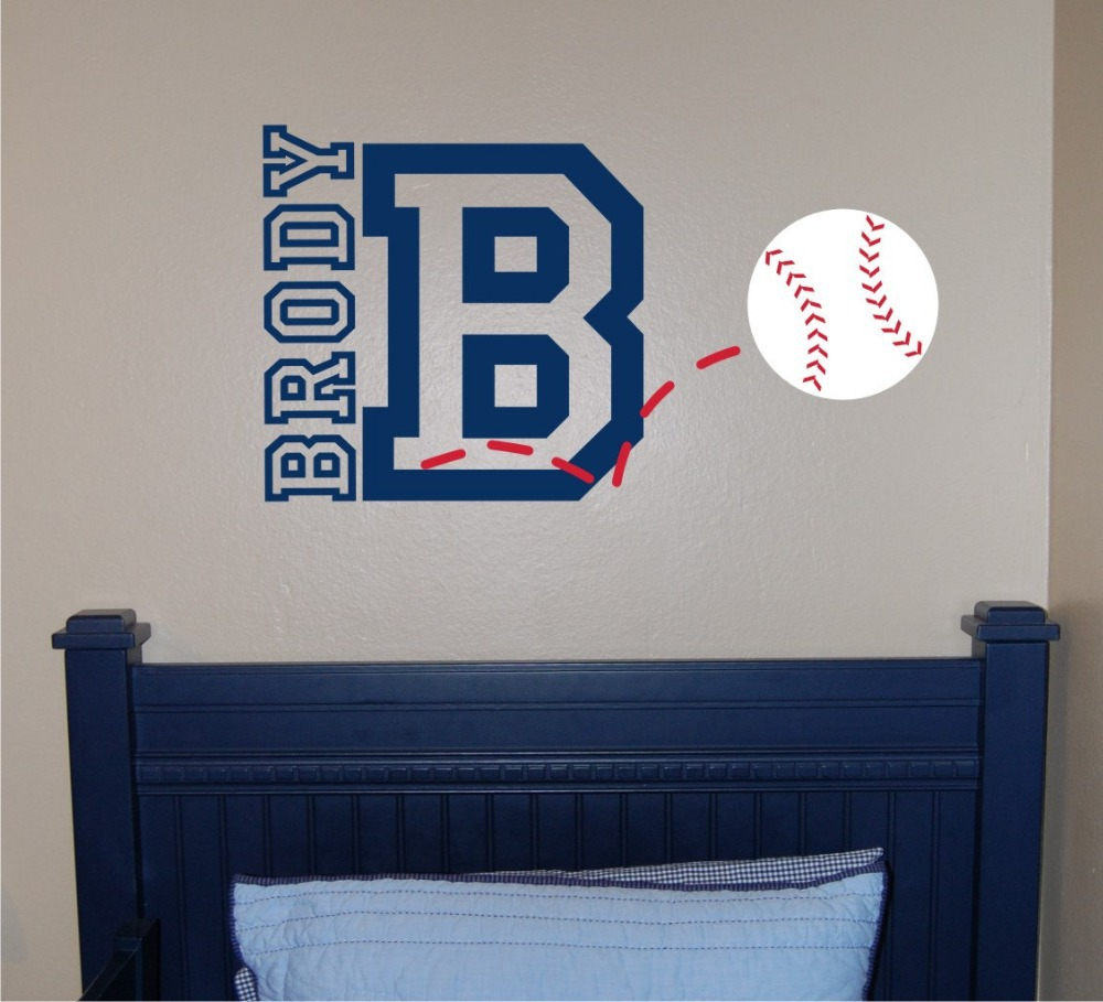 wall stickers for bedrooms sports wall sticker sports wall art kids bedroom - Sports Wall Stickers For Bedrooms