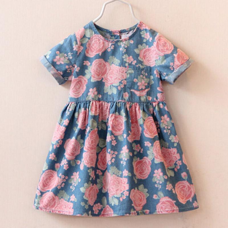 Платье для девочек 2015