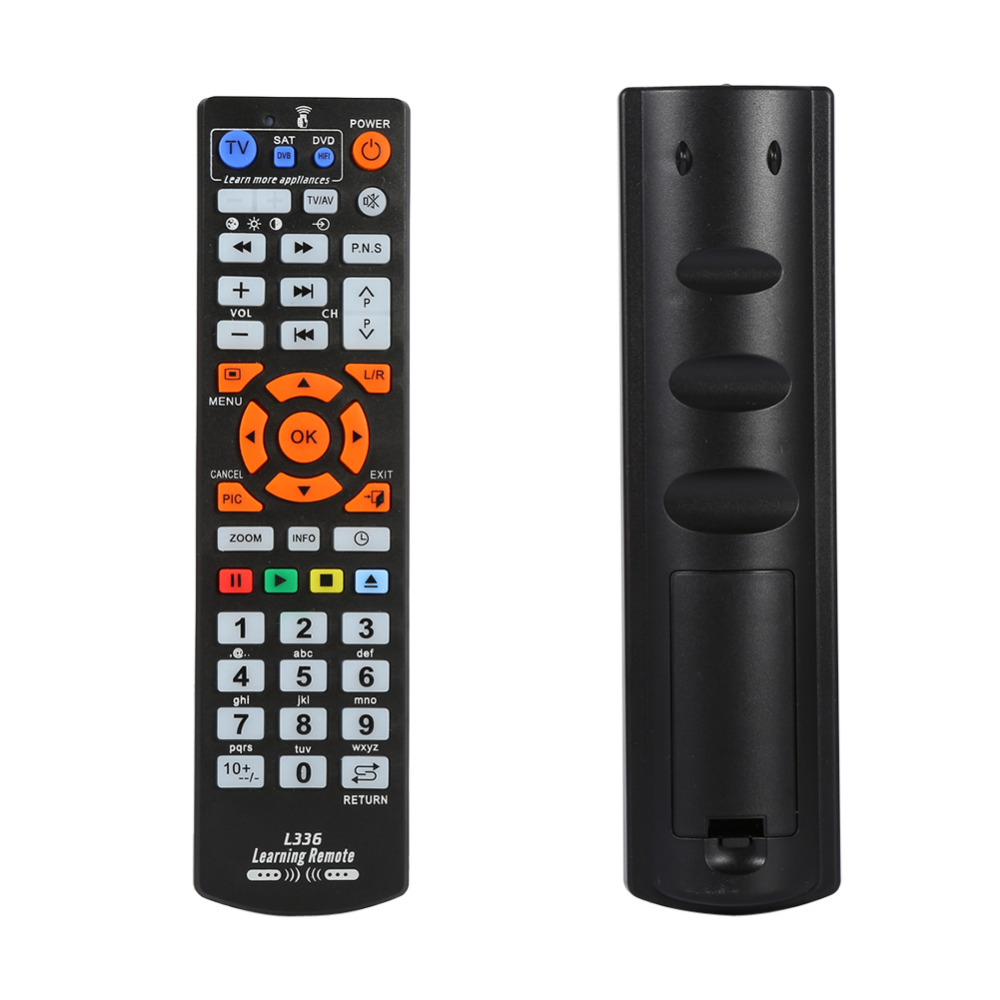 Smart TV Remote Control Controller With Learning Function Universal Remote Control For Android TV CBL DVD Smart Remote Control(China (Mainland))