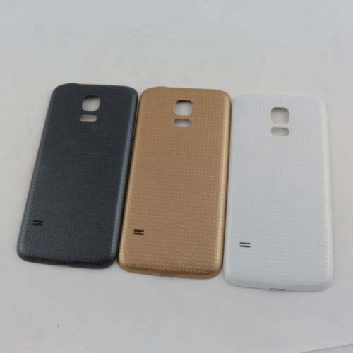 10Pieces New Battery Door Rear Back Cover Housing for Samsung Galaxy S5 Mini G800 Black/White/Gold