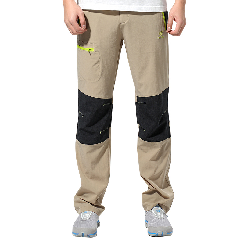 2016 new brand Spring summer Men outdoor trousers sports pants quick dry breathable Camping Hiking Pants men's casual pants