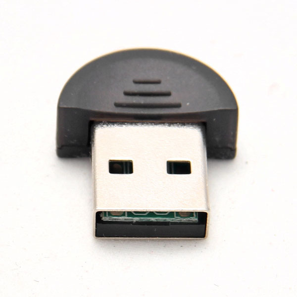 free shipping Bluetooth USB 2.0 Dongle Adapter smallest bluetooth adapter  V2.0 EDR USB Dongle 100m PC Laptop