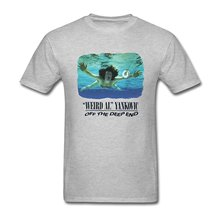 "Buy Men Brand Clothihng Top Fashion Mens T Shirt 100%cotton Men's Weird Al Yankovic T-shirt"" for $13.99 in AliExpress store"