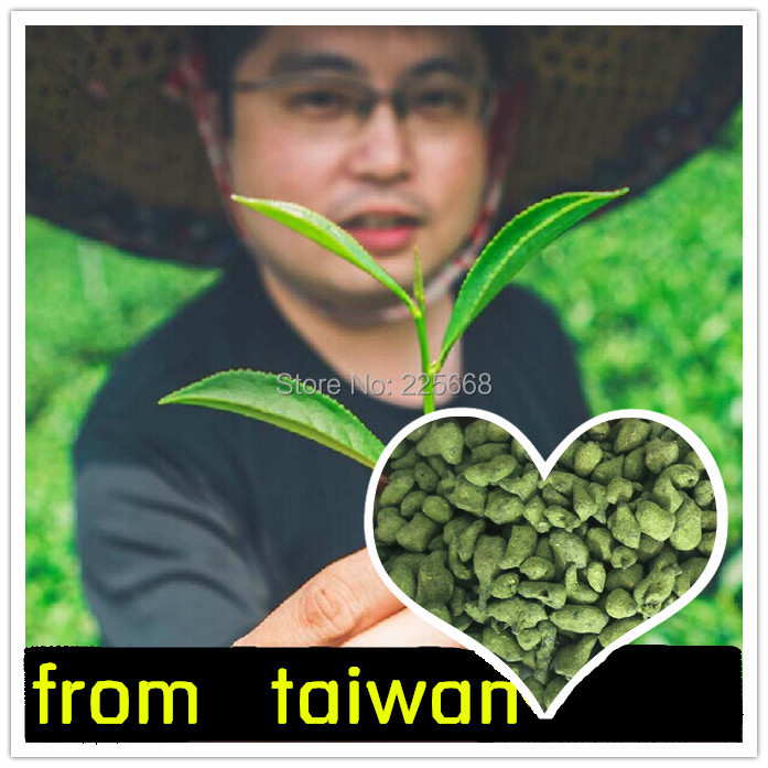 taiwan alishan Milk Ginseng Oolong Tea Green Food For Lose Weight And Health dong ding Lan