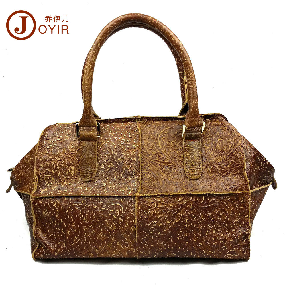 2015 New Women First Lawyer Of Cowhide Leather Shoulder Clutch Bags Evening Street Bags Vintage Brown Special Messenger Bags(China (Mainland))