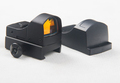 Aiming Device Compact Optic Reflex Sight Mini Red Dot Sight Holographic Scope for Air Rifle 3