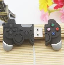 Wholesales USB 2.0 Gadget Game Handle Pen Drive Real Capacity 1GB/2GB/4GB/8GB/16GB/32GB/64GB USB Flash Drive With Free Shipping