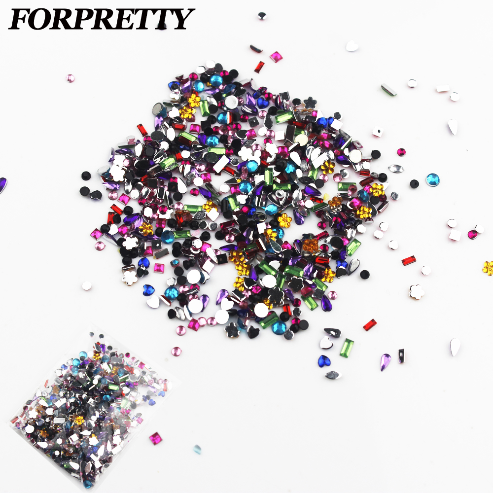 Nail Art Decorations Glitter Nails 3D Accessories Rhinestones Supplies Jewelry Decorazioni Unghie DIY Acrylic Tools Ongle Charms(China (Mainland))