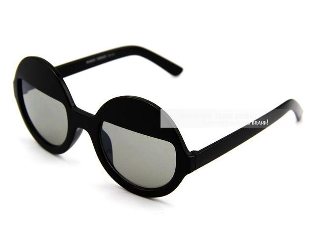Aevogue новое ретро пластиковые очки женщин мода круглый коробка очки óculos / gafas-де-сол DT0117