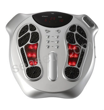 Time-limited Limited Massageador Infrared Foot Massager with CE ROHS APPROVAL for body warm leg feet relaxation SH-008CH(China (Mainland))