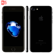 Original Apple iPhone 7 2GB RAM 32/128GB/256GB ROM IOS 10 LTE 12.0MP Camera Quad-Core Fingerprint Brand new Cell Phones iphone7(China (Mainland))