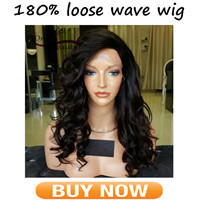 180% Density Peruvian Virgin hair Full lace human hair wigs brown body wave Thick and full lace front human hair wigs baby hair