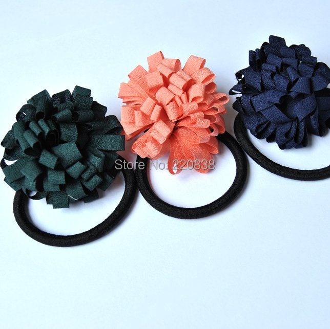 2014 Fashion Floral Women Elastic Hair Bands - iGem store