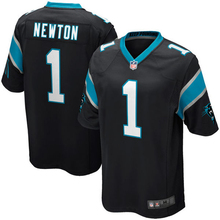 Cam Newton Jerseys NFL Carolina Game Football Jersey - Black(China (Mainland))
