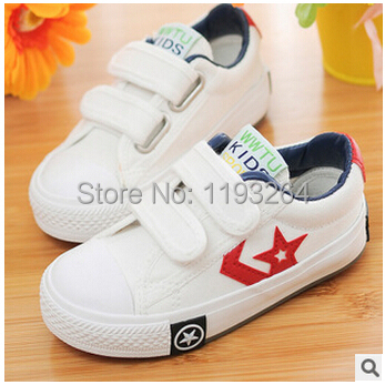New 2015 autumn canvas shoes size(24-34)children shoes fashion princess shoes Lovely boys and girls sneakers kids Sports shoes(China (Mainland))