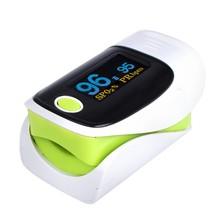 Health Care OLED Display CE FDA Fingertip Pulse Oximeter oximetro de dedo oximetro pulse oximeter alarm setting 5 color(China (Mainland))
