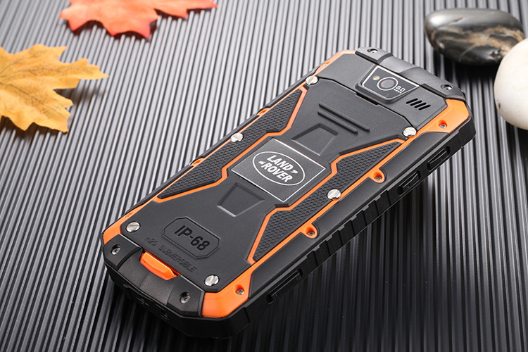 Unlocked Original Discovery V9 Rugged Smartphone Ip68