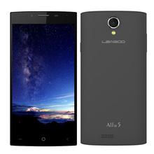 Original Leagoo Alfa 5 Android 5.1 Smartphone SP7731 Quad Core 5.0 inch Mobile Phone Unlocked GSM/WCDMA Band Dual SIM Cellphone(China (Mainland))