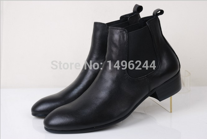 High Quality Mens Designer Dress Boots-Buy Cheap Mens Designer ...