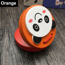 JaheerToy Baby Toys for Children Wooden Toy Montessori Educational Toy Castanet Instrument Infant Playing Type  for 12-24 Months(China)