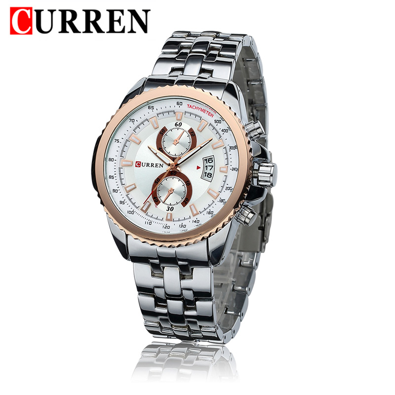 Compare prices on curren chronometer online shopping buy low price curren chronometer at Curren leisure style fashion watch price