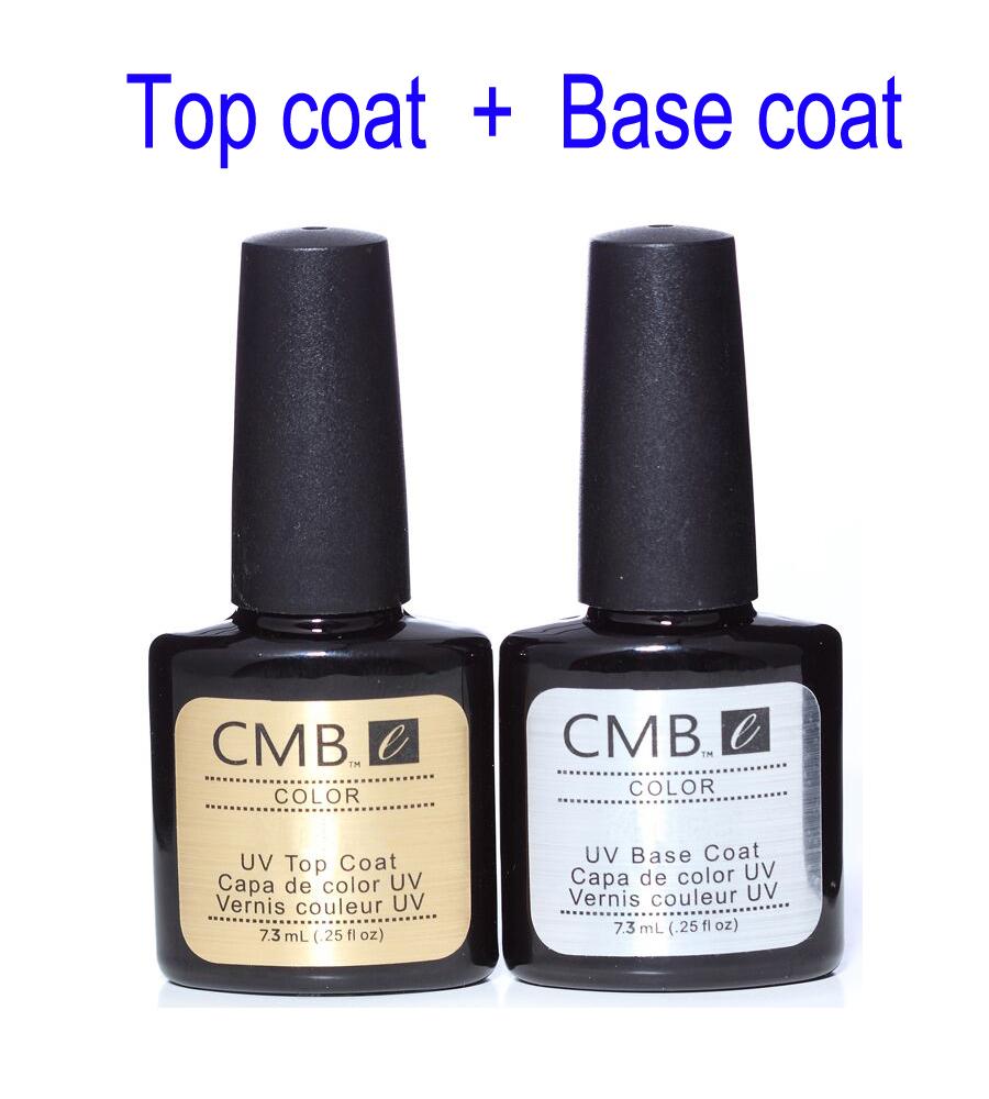 New Cmb Gel Nail Polish Top