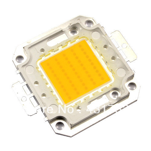 Free Shipping 10W 20W 30W 50W LED Bulb chip IC SMD Lamp Light White High Power LED Epistar Chips (Quality guarantee for 3 years)(China (Mainland))