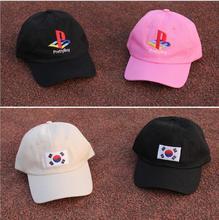 New Pretty boy Korean flag baseball cap summer fashion golf hat sun hat for men women hip hop hat(China (Mainland))