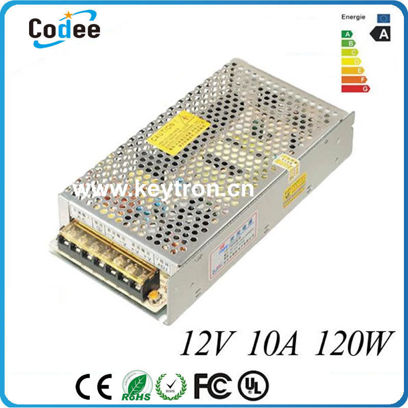 Codee(TM) 1A,2A ,3A to 40A 12V 480W strong power supply transformer for led strip(China (Mainland))