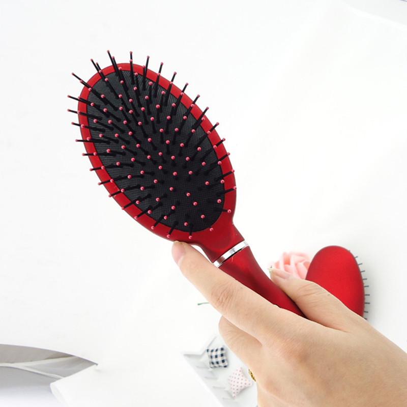 Professional Healthy Brush Hair Loss Massage Brush Air Cushion Comb Magic Hair Comb Paddle Hair Brush Salon Comb(China (Mainland))