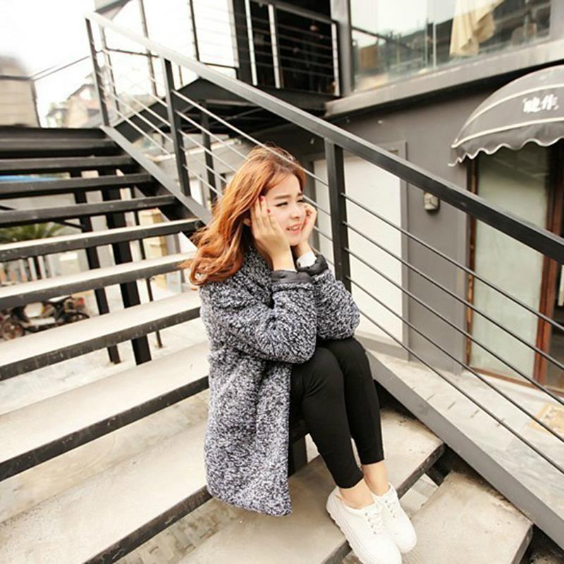 2016 Fashion Womens Wool Blends coat Winter new the wind joker bat sleeve warm woolen cloth coat Female coat Wool &amp; BlendsОдежда и ак�е��уары<br><br><br>Aliexpress