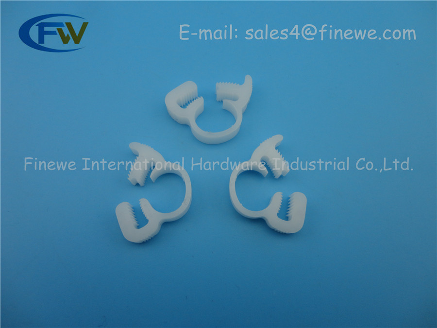 Nylon Platic  wall mount pipe clamp, scaffold clamp, pole clamp<br><br>Aliexpress