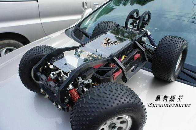 rc car frame op parts , roll cage RC accessories Protective cover Imported nylon production For Thunder Tiger MT4 G3