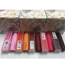 2016 New Giambattista Valli Collection Matte Lipstick Lipgloss women waterproof Lip Gloss lip stick makeup Cosmetic tools 600pcs(China (Mainland))