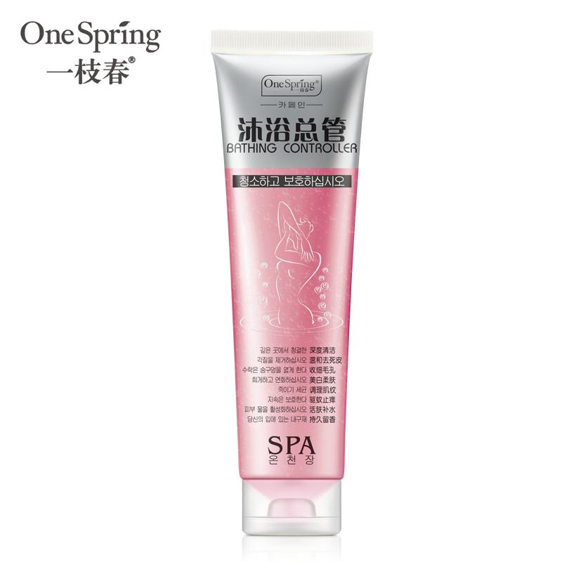 one spring rose bathing controller shower gels whitening