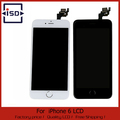 10pcs lot For iphone 6 LCD Display White black Touch Screen With Digitizer Assembly with frame