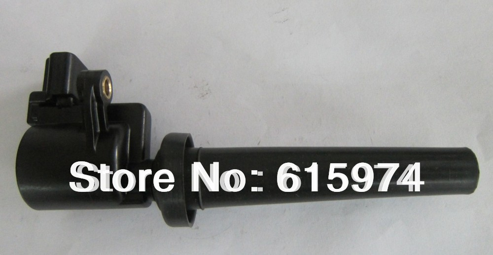 High quality ignition coil for FORD LINCOLN MERCURY 4G43-12A366-AA(China (Mainland))