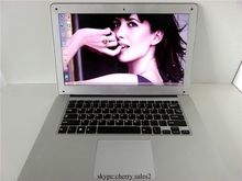 fast DHL shipping 13.3 inch 1G 160GB Laptop Intel Atom D2500 1.8GHZ 1G 160GB built in camera WIFI