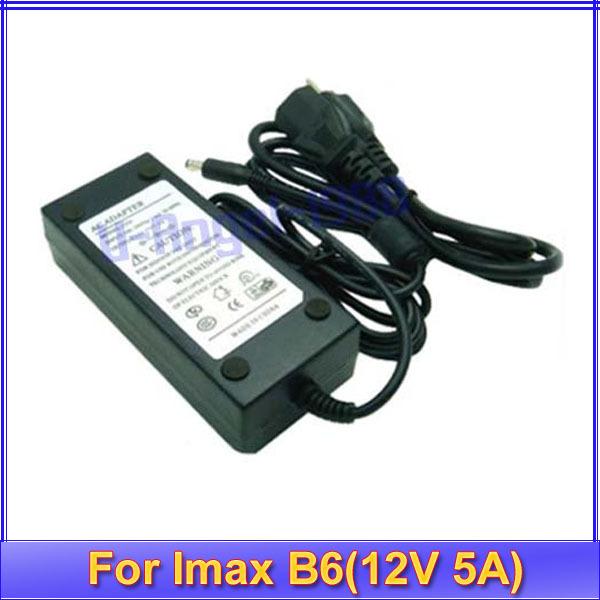 12V 5A For Imax B5 B6 Balancer Charger Power Adapter supply adaptor+free shipping(China (Mainland))
