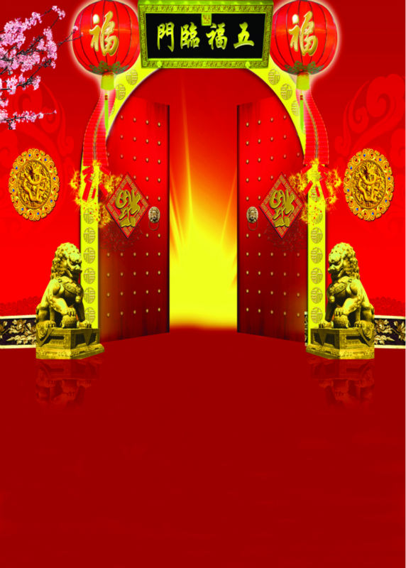 2015 new chinese style photography backdrops stone lion stor font b photo b font props vinyl