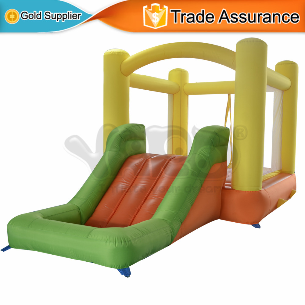 YARD Inflatable Bounce House Mini Trampoline Jumping Castle for Kids Birthday Party(China (Mainland))