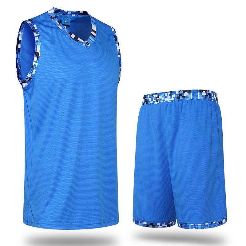 2016 Men's Basketball Custom Clothing Set Men Jersey/ Shirt +Shorts Summer Basketball Clothes Training Team Suit Quick Dry(China (Mainland))