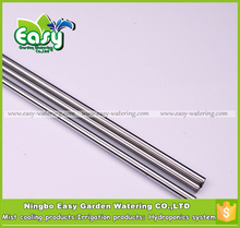 "Stainless steel pipe 3/8"". 1meter one pc Suggested to be used for mist cooling system.Free Shipping(China (Mainland))"