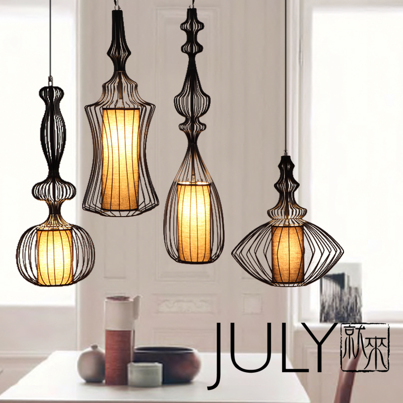 Modern Wrought Iron Chandeliers – Chandeliers Design:... Iron Chandelier Restaurant Restaurant Booth Picture More Detailed About  July,Lighting